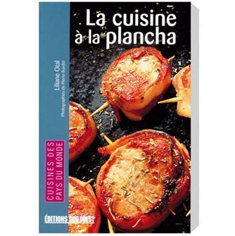 Livre La cuisine à la plancha