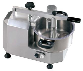 Cutter mixer professionnel cuve de 5 litres