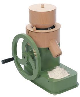 Moulin à céréale manuel
