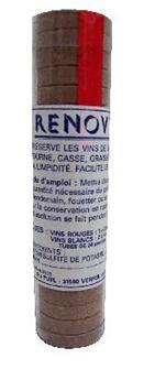 Pastilles pour le vin Renovyn