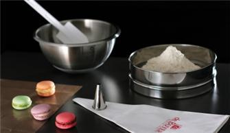 Kit complet pour faire des macarons maison