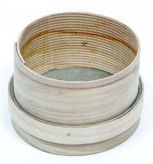 Tamis 30 cm pour farine complète