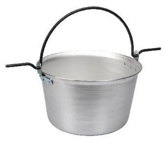 Chaudron alu 120 litres