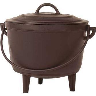Chaudron fonte 6 litres