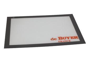 Tapis siliconé pour cuisson et congélation 30x40 cm