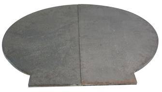 Sole de four à bois 71 cm