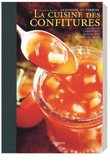 Livre La cuisine des confitures