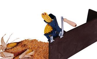 Egrenoir à maïs à manivelle