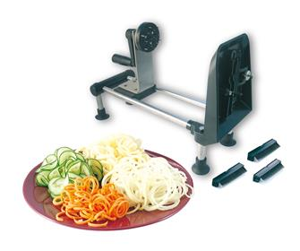 Rouet coupe légumes spiralizer pro