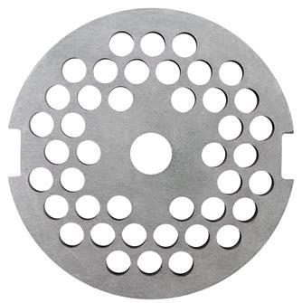 Grille 6 mm pour accessoire hache viande