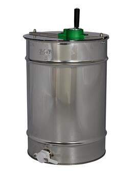 Extracteur de miel manuel tangentiel