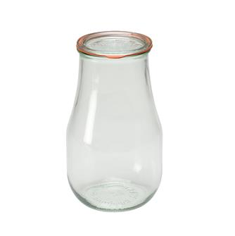 Bocal Weck 2,5 litres par 4