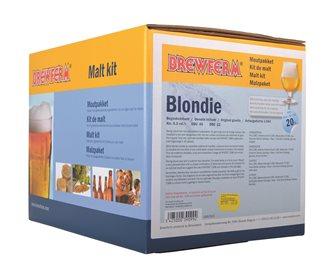 Kit malt Blondie pour 20 litres de bière