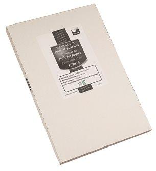 500 feuilles de papier sulfurisé de 40 x 60 cm pour cuisson congélation