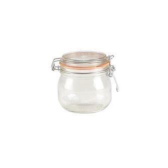 Bocal Le Parfait® 0,50 litre par 6