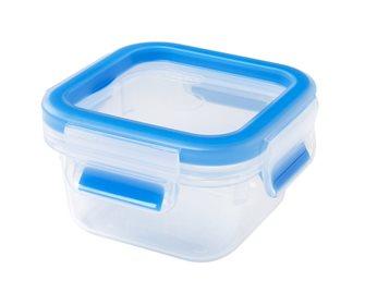Boîte de conservation en verre 220 ml avec couvercle