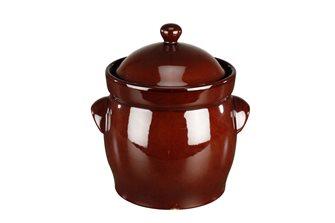 Pot à choucroute et lactofermentation 10 litres