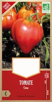 Graines de tomate coeur