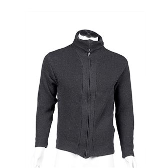 Gilet homme gris anthracite Bartavel Aspin camionneur M