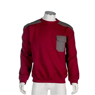 Sweat shirt homme bordeaux Bartavel Austin XXL